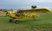 G-BTAT - Denney Kitfox 2 at 2008 Sittles Farm Fly-in
