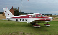 G-AWPS - 1964 Piper Pa-28-140 at 2008 Sittles Farm Fly-in