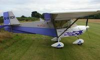 G-OTCV - Skyranger 912S at 2008 Sittles Farm Fly-in