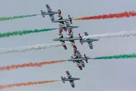 MM54542 @ LHKE - Frecce Tricolori