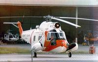 1428 @ GPM - USCG 1428 at Grand Prairie Municipal - Aerospatiale Factory (American Eurocopter)