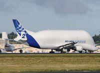 F-GSTB @ LFBO - Previous take off RWY 32L. - by Jorge Molina