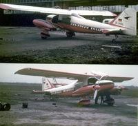 D-IHOL @ EDFM - DO-28A-1 Deutsche Taxiflug - Nueostheim, Germany @ 1961