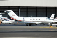 N15QS @ KBFI - What a debacle this aircraft turned out to be