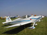 N950JM @ KOSH - EAA AirVenture 2008. - by Mitch Sando