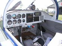 N127CM @ KOSH - EAA AirVenture 2008. - by Mitch Sando