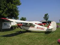 N111AC @ KOSH - EAA AirVenture 2008. - by Mitch Sando