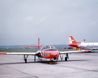 UNKNOWN @ RMS - USAF T-37 at Ramstein AFB @ 1961