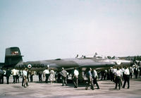 18408 @ ETAR - Avro CF-100 Canuck at ramstein AFB @ 1961