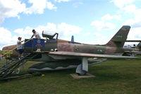 51-9501 @ YIP - F-84 Thunderstreak