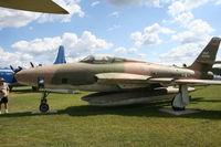 52-7421 @ YIP - RF-84F Thunderflash