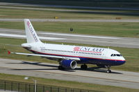 N270AV @ KDTW - Airbus A320