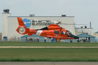 6548 @ GPM - USCG Dolphin at Grand Prairie Municipal - by Zane Adams