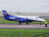 G-MAJV @ EGNR - Eastern Airways - by chris hall