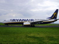 EI-DLO @ EGGP - Ryanair - by chris hall