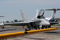 164230 @ YIP - FA-18C Hornet - by Florida Metal