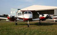 D-GBVW @ QFB - Piper PA-44 Seminole - by J. Thoma