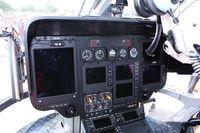 OE-BXY - Police EC 135 cockpit