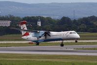 OE-LGB @ VIE - Bombardier Inc. DHC-8-402