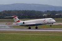 OE-LVL @ VIE - Fokker 100