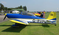 G-RVPL @ EGSX - Participant in the 2008 RV Fly-in at North Weald Uk