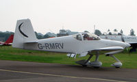 G-RMRV @ EGSX - Participant in the 2008 RV Fly-in at North Weald Uk
