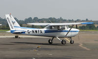 G-NWFA @ EGSX - Cessna of the North Weald Flying Club