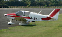 G-BALJ @ EGSX - visitor to North Weald on RV Fly-in Day 2008