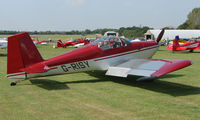 G-RISY @ EGSX - Participant in the 2008 RV Fly-in at North Weald Uk