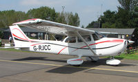 G-RJCC @ EGSX - Visitor to North Weald on RV Fly-in Day 2008