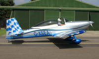 G-XSEA @ EGSX - Participant in the 2008 RV Fly-in at North Weald Uk