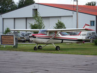 C-GQNF @ YPD - Parry Sound Area Municipal Airport (YPD) - by Tomas Milosch
