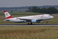 OE-LBS @ VIE - Airbus A320-214