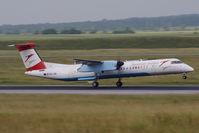 OE-LGE @ VIE - Bombardier Inc. DHC-8-402