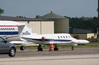 N105BA @ YIP - Lear 25B - by Florida Metal