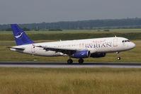 YK-AKA @ VIE - Airbus A320-232