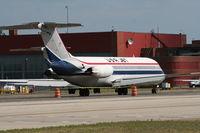 N205US @ YIP - USA Jet DC-9-32