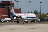 N208US @ YIP - USA Jet DC-9-32
