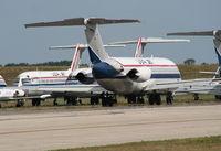 N327US @ YIP - USA Jet DC-9-33F
