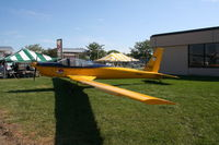N763AF @ YIP - Schweizer SGM2-37
