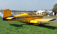 G-EDRV @ EGSX - Participant in the 2008 RV Fly-in at North Weald Uk