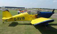 G-RVIB @ EGSX - Participant in the 2008 RV Fly-in at North Weald Uk