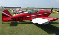 G-BYDV @ EGSX - Participant in the 2008 RV Fly-in at North Weald Uk
