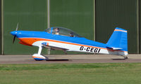 G-CEGI @ EGSX - Participant in the 2008 RV Fly-in at North Weald Uk