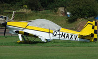 G-MAXV @ EGSX - Noted at the 2008 RV Fly-in at North Weald Uk
