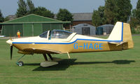 G-HACE @ EGSX - Participant in the 2008 RV Fly-in at North Weald Uk