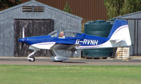 G-RVNH @ EGSX - Participant in the 2008 RV Fly-in at North Weald Uk