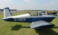 G-CBCP @ EGSX - Participant in the 2008 RV Fly-in at North Weald Uk