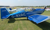 G-RVAC @ EGSX - Participant in the 2008 RV Fly-in at North Weald Uk