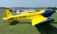 G-RVPM @ EGSX - Participant in the 2008 RV Fly-in at North Weald Uk